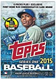 2015 Topps MLB Baseball Series #1 Uno...