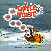 Little Toot Audiobook by Hardie Gramatky Narrated by Owen Jordan