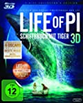 Life of Pi - Schiffbruch mit Tiger 3D...