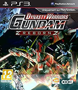 Dynasty Warriors : Gundam Reborn
