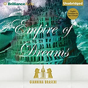 Empire of Dreams Audiobook