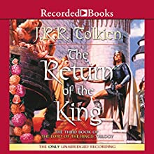 The Return of the King: Book Three in the Lord of the Rings Trilogy Audiobook by J. R. R. Tolkien Narrated by Rob Inglis