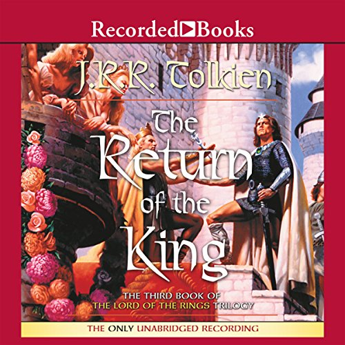 lord of the rings audiobook