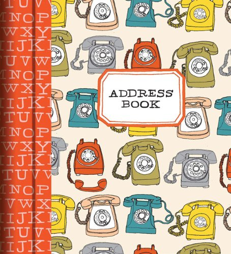 Analog Address Book PDF