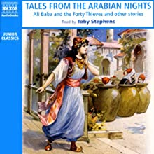 Tales from the Arabian Nights (       ABRIDGED) by Andrew Lang Narrated by Toby Stephens