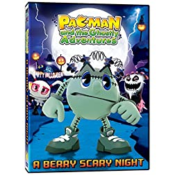 Pac-Man & Ghostly Adventures - A Berry Scary Night