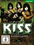 KISS - Black Diamond - The Ultimate Story (2 DVDs)
