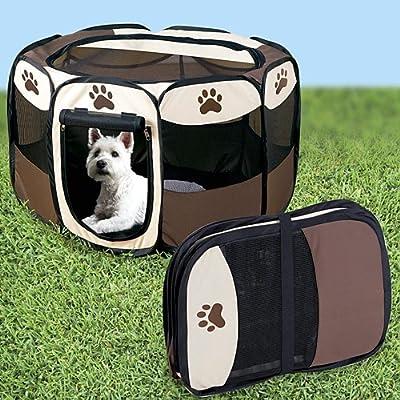Portable Doggie Play Pen, Small Size