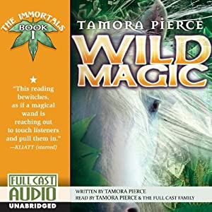 Wild Magic Hörbuch