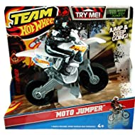 Mattel W5437 Hot Wheels Team Hot Wheels Moto Jumper