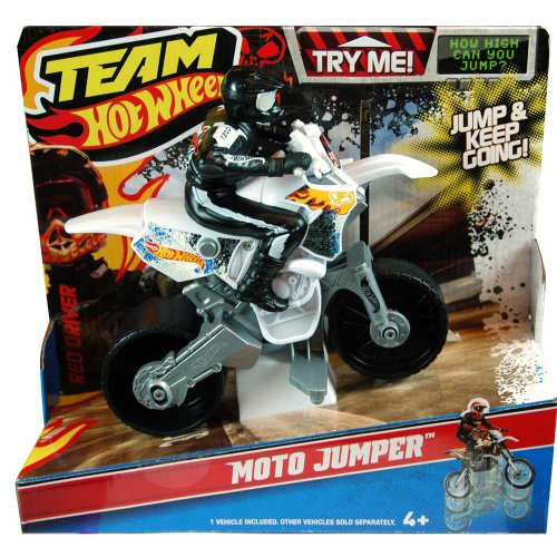 Hot Wheels Moto Jumper Vehicle