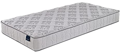 "Home Life Tranquility Sleep 10"" Pocket Spring Luxury Mattress, Twin, White"