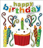 Jolee's Boutique Dimensional Stickers, Happy Birthday