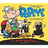 Popeye: The Classic Newspaper Comics by Bobby London Volume 2 (1989-1992) (Thimble Theatre Presents)