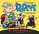 Popeye: The Classic Newspaper Comics by Bobby London Volume 2 (1989-1992)