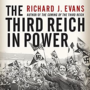 The Third Reich in Power Audiobook