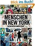 Menschen in New York: Gesichter einer...