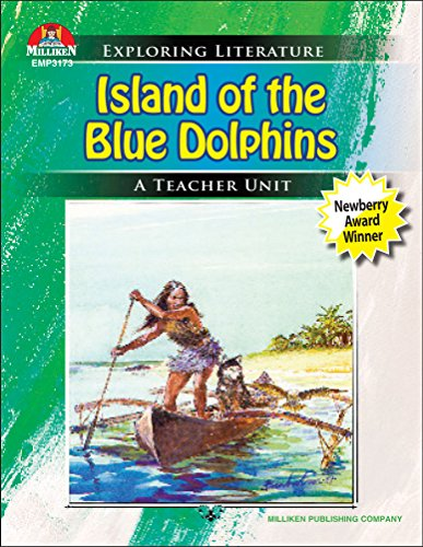 Island of the Blue Dolphins Map Project by Tried and True