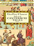 "Image of Selected Canterbury Tales: ""General Prologue"", ""Knight's Tale"", ""Miller's Pro (Dover Thrift Editions)"
