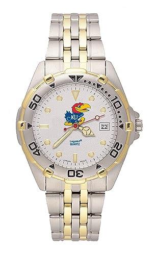 NCAA Kansas Jayhawks All Star Watch Stainless Steel Bracelet – UKS103