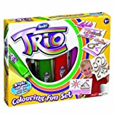 Trio Colouring Fun Set