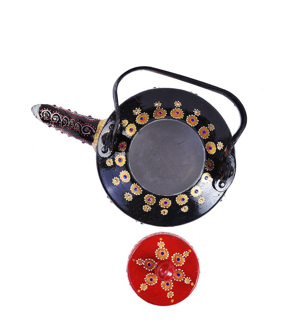 Decorative Teapot Kettle Kitchen Home Decor Vintage Style The Royal Reprise 2