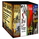The Kate Jones Thriller Series 1-4 (Boxed Set)