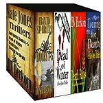 The Kate Jones Thriller Series 1-4 (Boxed Set)