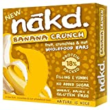 Nakd Banana Crunch Bars (4x30g)