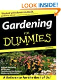Gardening For Dummies (For Dummies (Computer/Tech))
