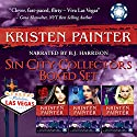 Sin City Collectors Boxed Set: Queen of Hearts, Dead Man's Hand, Double or Nothing Audiobook by Kristen Painter Narrated by B.J. Harrison