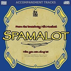 Songs from Spamalot: Karaoke