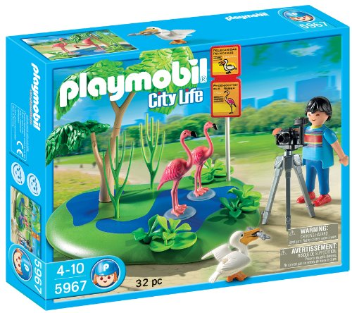 PLAYMOBIL Flamingos
