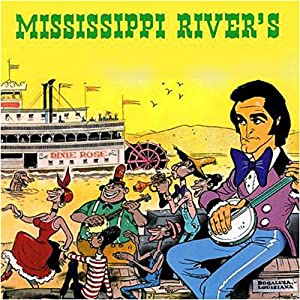 Mississipi River's - Vinyle replica