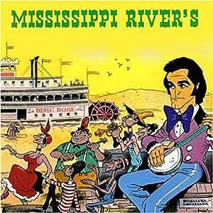 Mississipi River's - Vinyle replica
