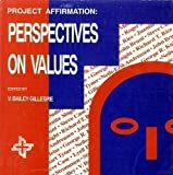 Perspectives on Values