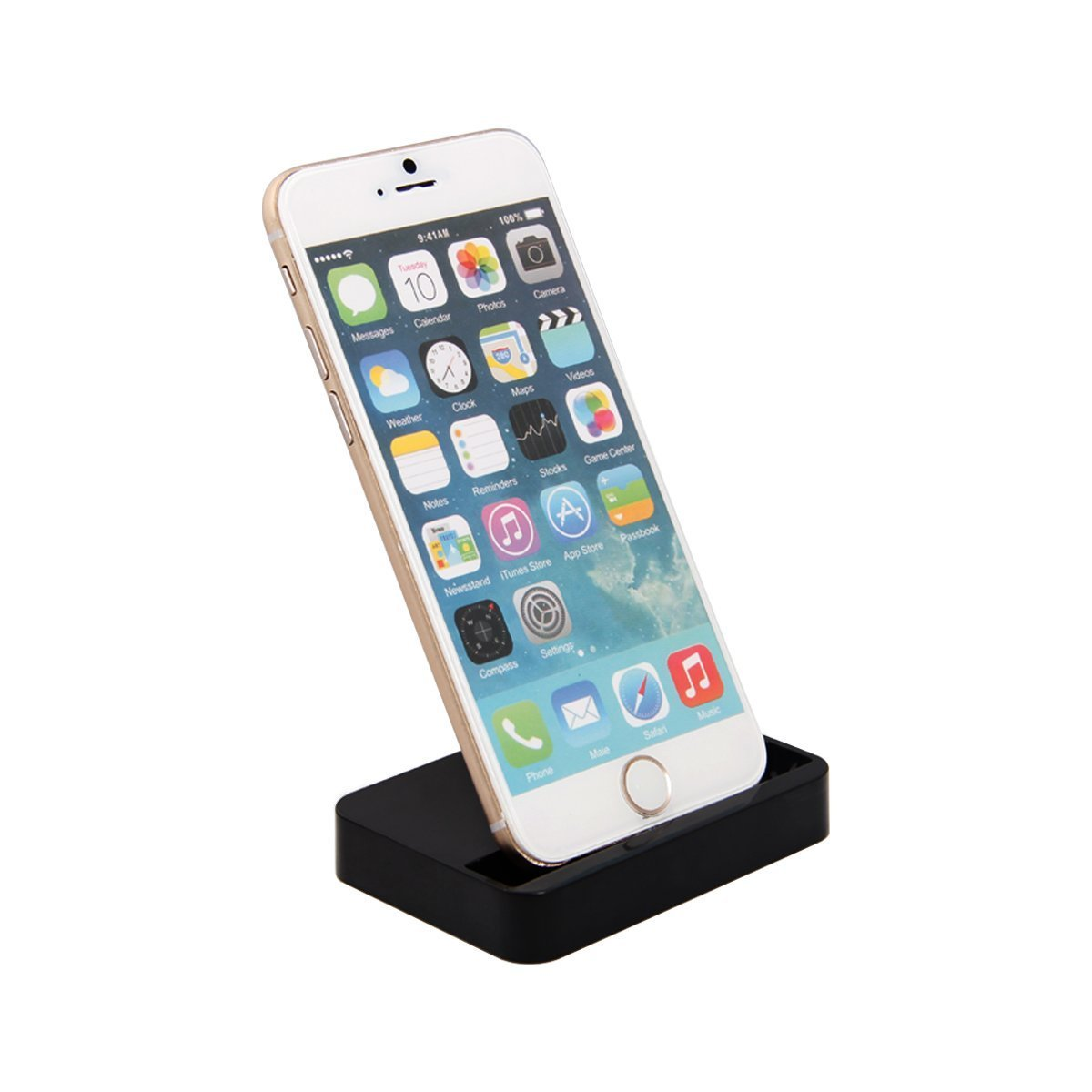 Top 10 Best iPhone 6 Plus Charging Dock Stations With Stereo ...