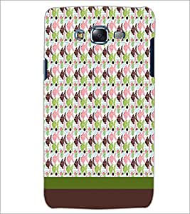 PrintDhaba Fish Pattern D-1847 Back Case Cover for SAMSUNG GALAXY ON 5 (Multi-Coloured)
