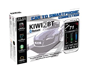 PLX Devices Kiwi Bluetooth Wireless Trip Computer and OBD II Scanner Reviews