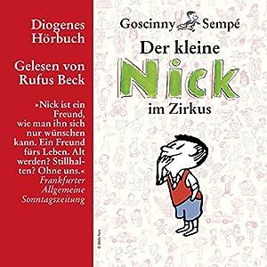 Der kleine Nick im Zirkus Hörbuch