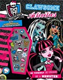 Monster High Activity Bk With Covermount