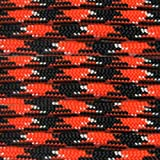 Paracord Planet Nylon 550lb Type III 7 Strand Paracord Made in the U.S.A. -Tiger Tail-