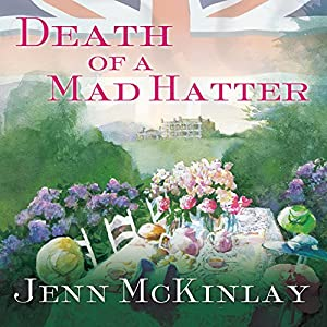 Death of a Mad Hatter Audiobook