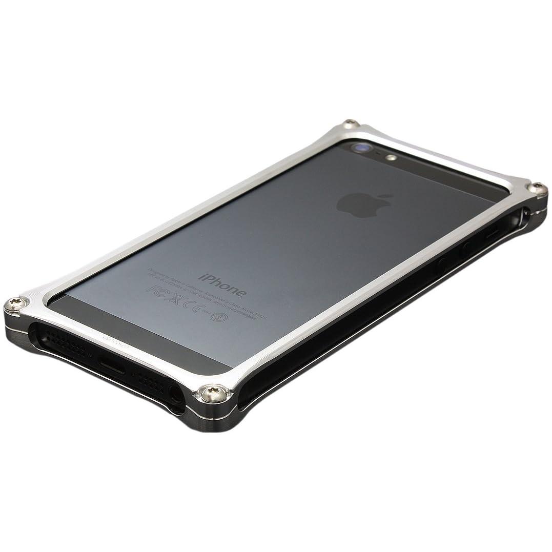 Gild design アルミソリッドバンパー for iPhone5