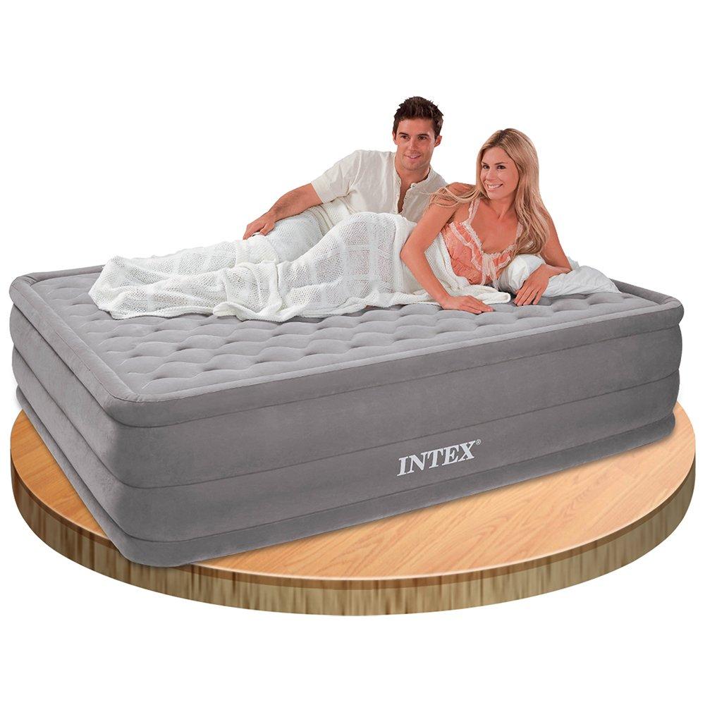 Intex 68566, divano letto matrimoniale gonfiabile in PVC ...