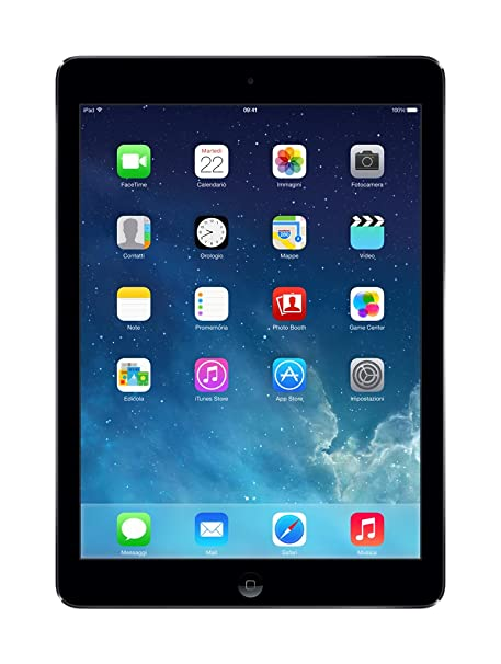 "Apple Air Wi-Fi 16GB Tablette Tactile 9.7 "" iOS Gris"