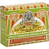 Bakery On Main Gluten Free Apple Cinnamon Granola Bar, 5 Bars Per Box (Pack Of 6 Boxes)