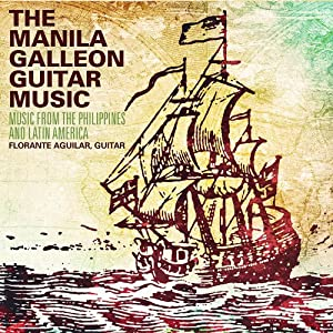 Manila Galleon Guitar Music