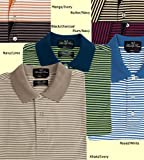 61Bi S8PtlL. SL160  Heritage Cross 1015 Mens Polo Golf Shirt Moisture Wicking