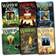 Warrior Cats Collection (into the Wild, Fire and Ice, Forest of Secrets, Rising Storm, a Dangerous Path, the Darkest Hour)
